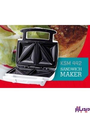 ساندویچ ساز کپلر مدل KSM442،ساندویچ ساز،قیمت ساندویچ ساز،ساندویچ ساز کپلر،قیمت ساندویچ ساز کپلر