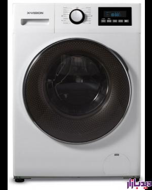 ماشین لباسشویی اتوماتیک تی سی ال مدل M84 AWBL ظرفیت 8 کیلوگرم