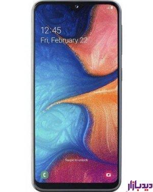 گوشی, موبایل, سامسونگ, Galaxy, A20 SM-A205F/DS, دو ,سیم ,کارت, 32,گیگابایت