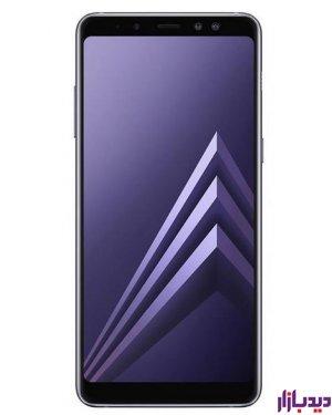 سامسونگ ,مدل ,Galaxy, A8 ,(2018) ,دو ,سیم,کارت ,ظرفیت ,(64 گیگابایت ).
