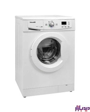 ماشین لباسشویی اتوماتیک آبسال مدل REN 5210 W سفید ظرفیت 5 کیلوگرم