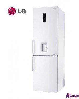 یخچال فریزر LG مدل BF42W,مجهز به محفظه نگهدارنده مواد غذایی Fresh Zone,مجهز به آبریز باریک جهت افزایش فضای داخلی یخچال,کمپرسور اینورتر خطی,مصرف انرژی ++A,طبقات بیشتر یخچال,دارای کشوی کنترل کننده دما,سیستم جریان هوای چندگانه,