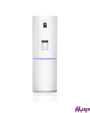 یخچال فریزر فریزر پایین دیپوینت مدل C5-سفید