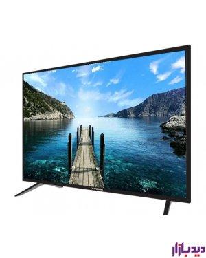 تلویزیون هوشمند 43 اینچ ایکس ویژن مدل Xvision 43XK580 | دیدبازار