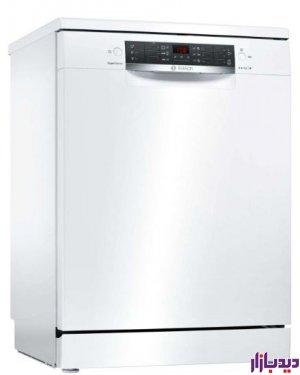 ماشین ظرفشویی 14 نفره ی بوش مدل BOSCH SMS46MW10 | دیدبازار