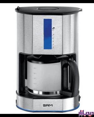 قهوه.ساز,سام,مدل,CM-716 ST,خدمات,پس,از,فروش,نمایندگی,ضمانت,گارانتی,24,ماه,لوازم,خانگی,خارجی,ارزانترین,راحتترین,مناسبترین,آسانترین