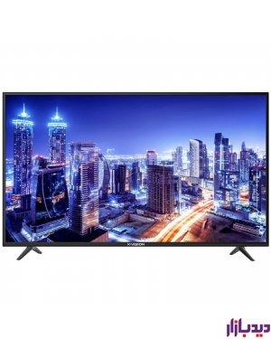 تلویزیون هوشمند 49 اینچ ایکس ویژن مدل Xvision 49XK580 | دیدبازار