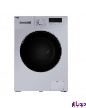 ماشین لباسشویی اتوماتیک تی سی ال مدل E62 AWS ظرفیت 6 کیلوگرم