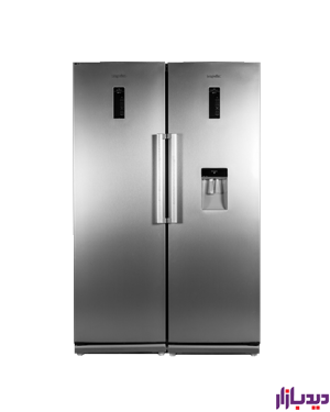 یخچال فریزر دوقلو دیپوینت مدل D5i-سیلور