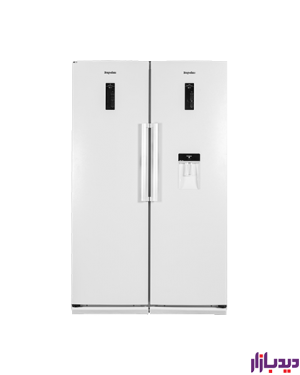 یخچال فریزر دوقلو سفید دیپوینت مدل D5i