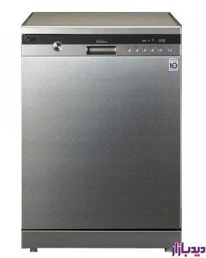 ظرفشویی ال جی LG KD-C706S,ماشین ظرفشویی ال جی مدل KD-C706S,ماشین ظرفشویی,LG KD-C706 Dishwasher,ماشین ظرفشویی ال جی,ال جی مدل KD-C706S,ال جی KD-C706S,دیدبازار,didbazar
