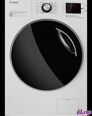 ماشین لباسشویی 8 کیلویی اسنوا مدل Snowa SWM-84508