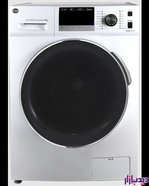 ماشین لباسشویی اتوماتیک کرال مدل TFW-69413 باظرفیت 9 کیلوگرم