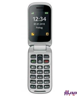 گوشی ,موبایل ,اُرُد ,مدل ,F240D ,تاشو ,ساده ,دارای ,دوصفحه نمایش .