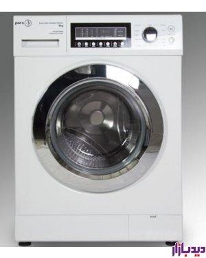 ماشین لباسشویی تمام اتوماتیک پارس مدل PW1281DHW