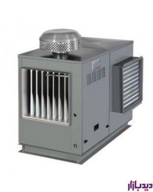 هیتر گازی کانالی انرژی مدل Energy 660