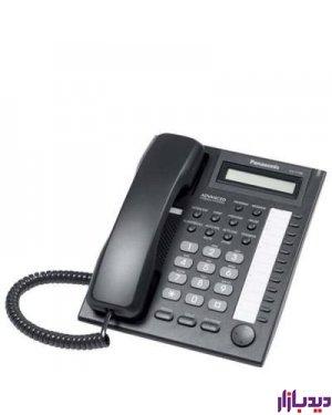 گوشی تلفن سانترال پاناسونیک مدل Panasonic Telephone KX-T7730X،تلفن،قیمت تلفن،تلفن پاناسونیک،قیمت تلفن پاناسونیک،تلن سانترال،قیمت تلفن سانترال