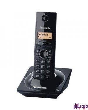 گوشی تلفن بی سیم پاناسونیک مدل Telephone KX-TG1711BX،تلفن،گوشی تلفن،گوشی تلفن بی سیم،قیمت گوشی تلفن بی سیم،قیمت گوشی تلفن بی سیم،قیمت تلفن بی سیم پاناسونیک
