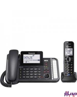 گوشی تلفن ثابت و بی سیم پاناسونیک مدل Telephone KX-TG9581،تلفن،قیمت تلفن،تلفن پاناسونیک،قیمت تلفن پاناسونیک،تلفن بی سیم پاناسونیک،قیمت تلفن بی سیم پاناسونیک