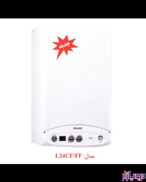 پکیج دو مبدل فن دار ایران رادیاتور مدل Iran Radiator L24FF
