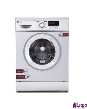 ماشین لباسشویی اتوماتیک کرال مدل MFW 28201 WT سفید ظرفیت 8 کیلوگرم