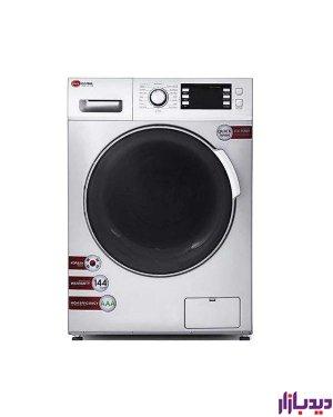 ماشین لباسشویی کرال مدل MFW 28404 سفید ظرفیت 8 کیلوگرم