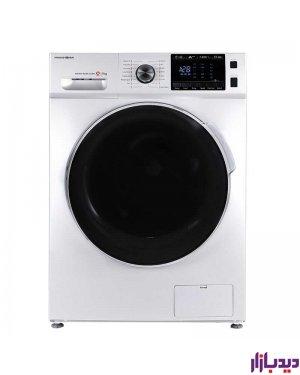 ماشین لباسشویی اتوماتیک پاکشوما مدل TFU 74407 با ظرفیت 7 کیلوگرم
