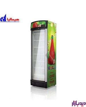 یخچال عرض 60 دکوراتیو فروشگاهی هیمالیا مدل VR385