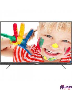 تلویزیون هوشمند 43 اینچ ایکس ویژن مدل X.Vision 43XT745