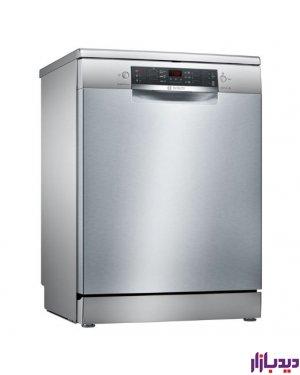 ماشین ظرفشویی سیلور بوش 14 نفره BOSCH SMS46MI10 | دیدبازار
