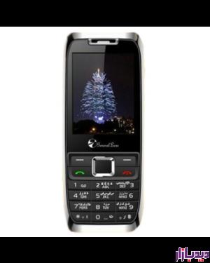 گوشی موبایل جی ال ایکس مدل E51 دو سیم کارت