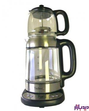 چای ساز تکنو مدل TECHNO Te-911 | دیدبازار