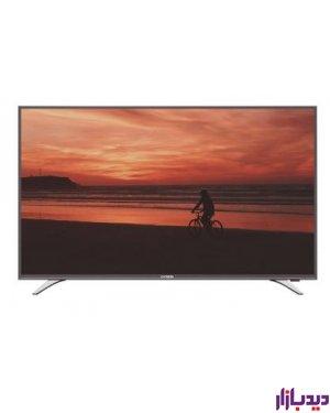 تلویزیون هوشمند 55 اینچ ایکس ویژن مدل Xvision 55XK745 | دیدبازار