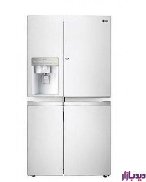 یخچال فریزر ساید بای ساید ال جی مدل LG Door-in-Door Side-by-Side SX5530B,یخچال فریزر,قیمت یخچال فریزر,یخچال فریزر ال جی,قیمت یخچال فریزر ال جی,ساید بای ساید ال جی,قیمت ساید بای ساید ال جی