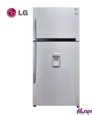 یخچال فریزر LG مدل TF56TS,مصرف انرژی A+,کمپرسور اینورتر,فیلتر Hygiene Fresh +,25 فوت,سیستم جریان هوای چندگانه,