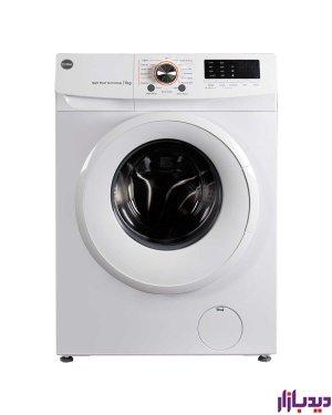 ماشین لباسشویی اتوماتیک کرال مدل TFW 27203 S نقره ای ظرفیت 7 کیلوگرم