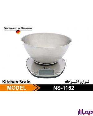 ترازوی آشپزخانه ناسا الکتریک NS-1152