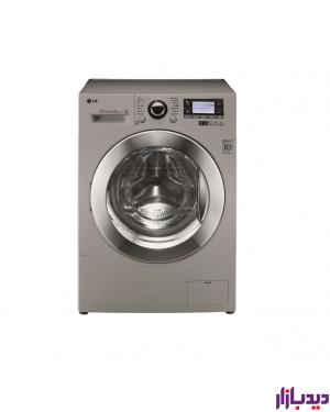 ماشین لباسشویی ال جی LG WM-B124SS,ماشین لباسشویی 12 کیلویی ال جی مدل WM-B124 SS,ال جی,LG WM-124SS Washing Machine,دیدبازار,DIDBAZAR,خدمات,پس,فروش,بهترین,ارزانترین,نازلترین,کمترین,قیمت,مناسبترین,کالاهای,محصولات,بخر,خرید,خوب,مناسب