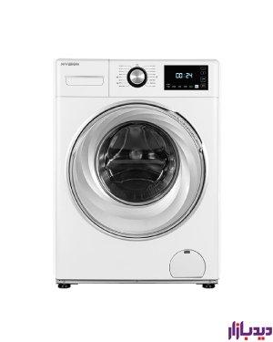 ماشین لباسشویی اتوماتیک ایکس ویژن مدل WE82 AWI/ASI ظرفیت 8 کیلوگرم