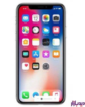 اپل ,مدل ,iPhone X ,ظرفیت, 256 ,گیگابایت .