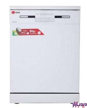 ماشین, ظرفشویی, کرال, مدل, Coral ,DS-1417 ,دیدبازار