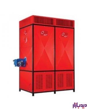 کوره هوای گرم گازی انرژی مدل Energy 3060