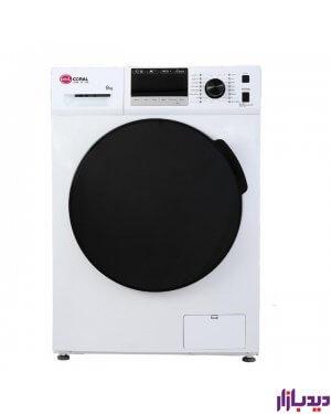 لباسشویی,اتوماتیک, سفید, کرال, CORAL, TFW-29413WT,دیدبازار