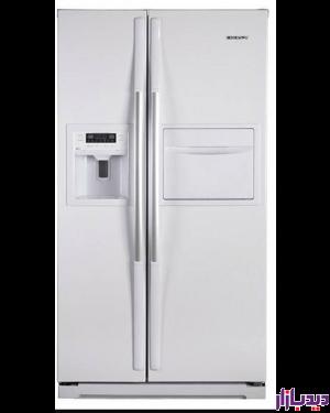 یخچال و فریز ساید بای ساید سفید امرسان مدل NRF3292D