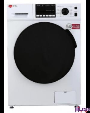 ماشین لباسشویی کرال 8 کیلویی سیلور مدل Coral TFW-28403