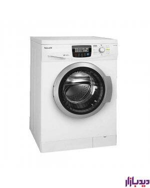 ماشین لباسشویی اتوماتیک آبسال مدل REN 7112 نقره ای ظرفیت 7 کیلوگرم