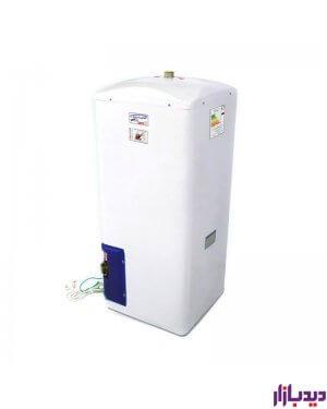 آبگرمکن 100 لیتری برقی یخچالی دیواری گرمان گاز