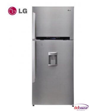 یخچال فریزر LG مدل TF33,مجهز به محفظه نگهدارنده مواد غذایی Fresh Zone,مجهز به آبریز باریک جهت افزایش فضای داخلی یخچال,کمپرسور اینورتر خطی,مصرف انرژی ++A,دارای کشوی با قابلیت حفظ رطوبت و تازگی مواد,سیستم جریان هوای چندگانه,یخساز دستی